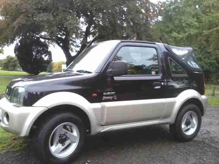 Suzuki Grand Vitara Soft Top For Sale
